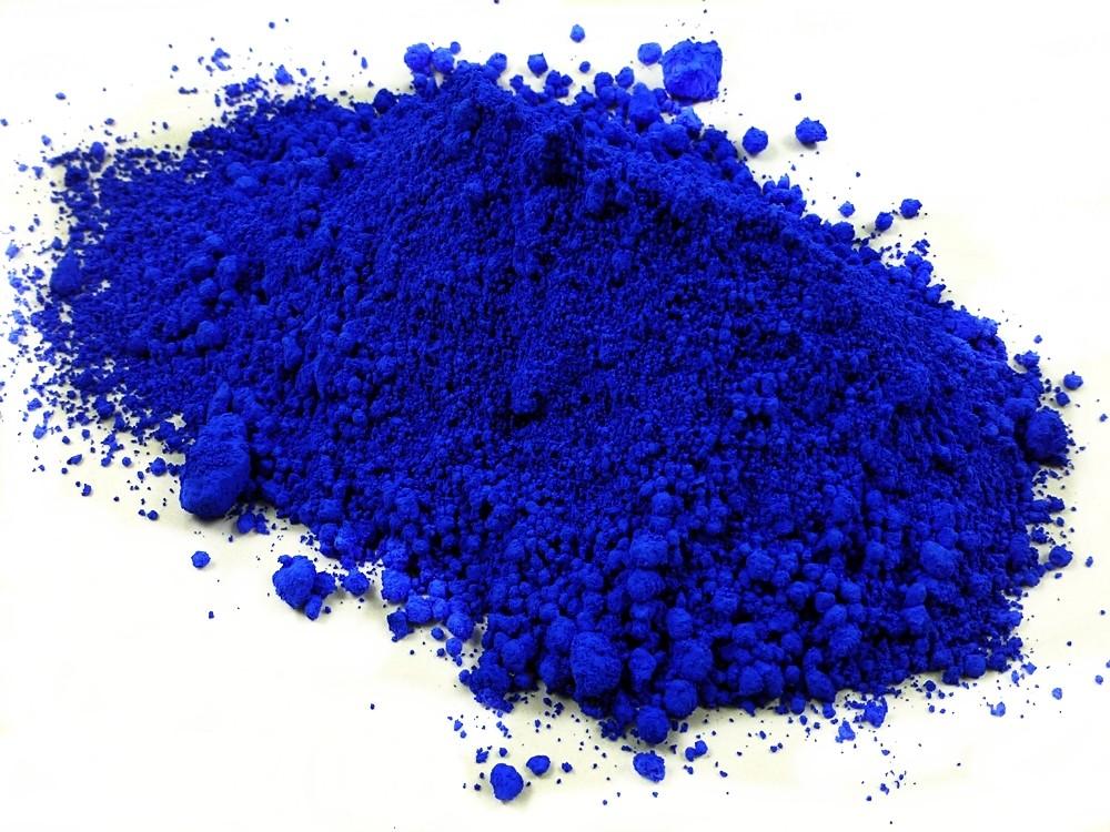 Seifenfarbe Pulver Pigment Ultramarinblau extra dunkel 10g