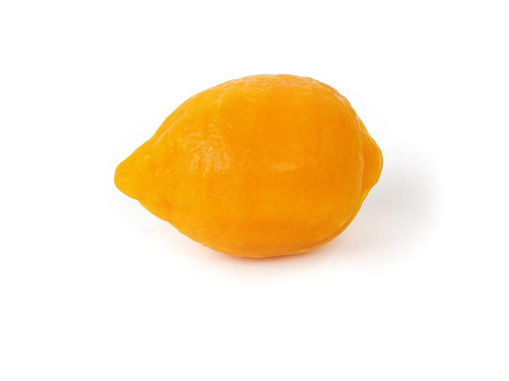 Zitrone klein- alte Meißner Haushaltsseife