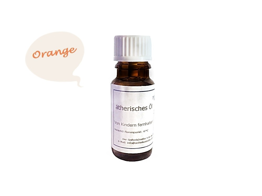 ätherisches Öl Orange 10ml