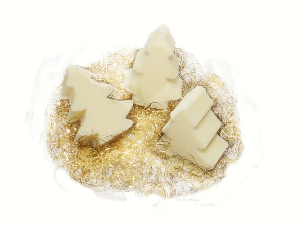 NEU 3x Weihnachtsseife Mini - Baum Birne - Weihnachten
