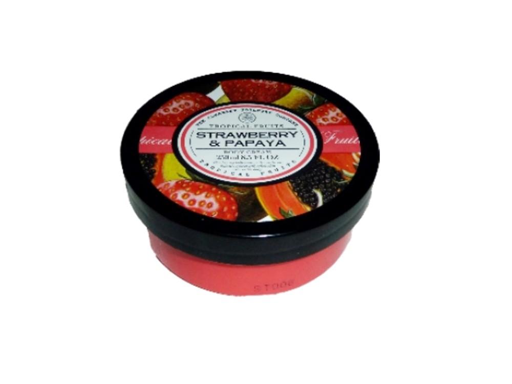 Luxus Bodybutter Strawberry & Papaya D.