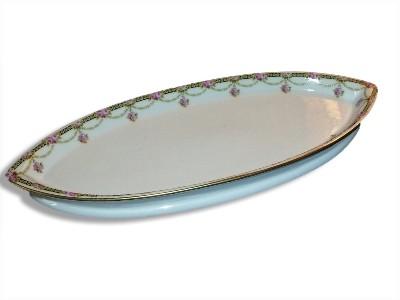 Porzellan Kammablage Schale LIMES 8604
