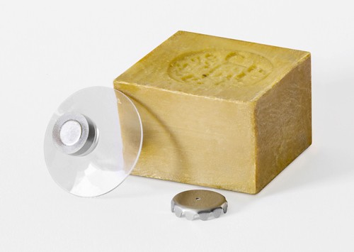 SAVONT Jumbo Seifenhalter in Papierverpackung  1er