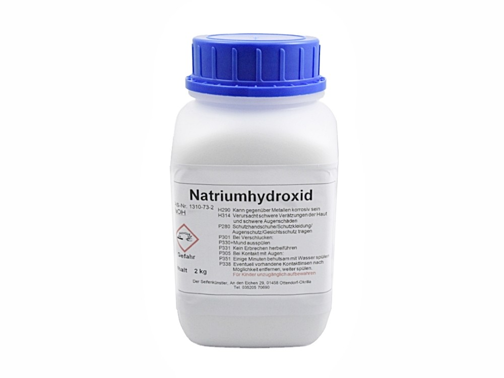 Natriumhydroxid 2kg