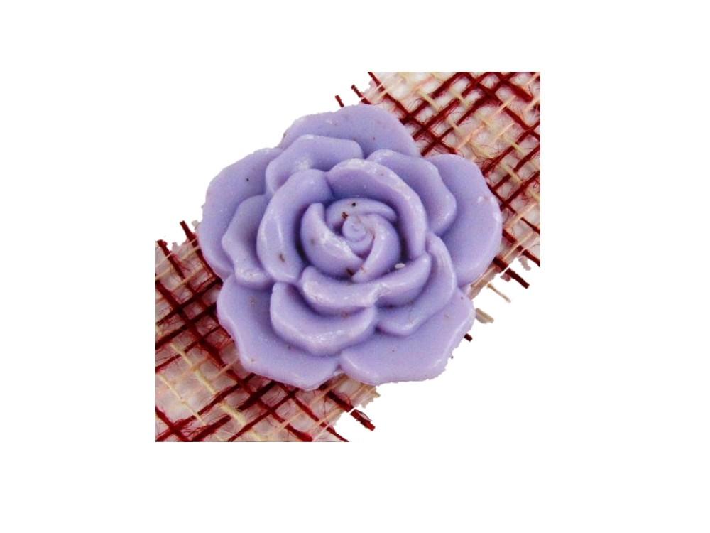 Ovis Schafmilchseife Röschen Lavendel