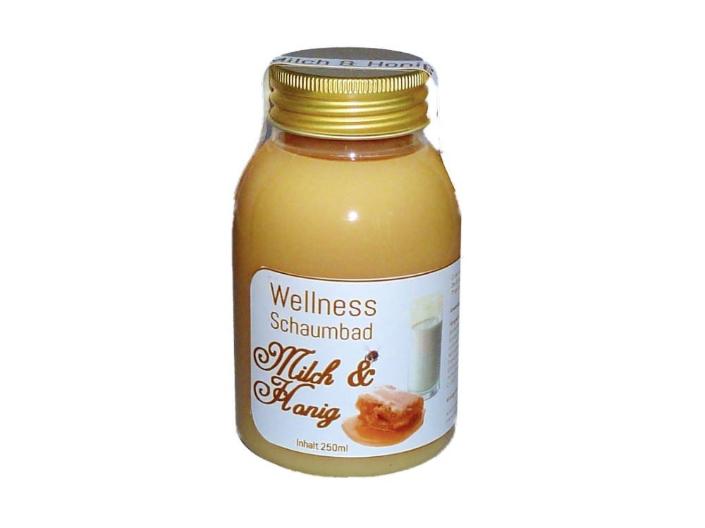 Wellness Schaumbad MILCH & HONIG