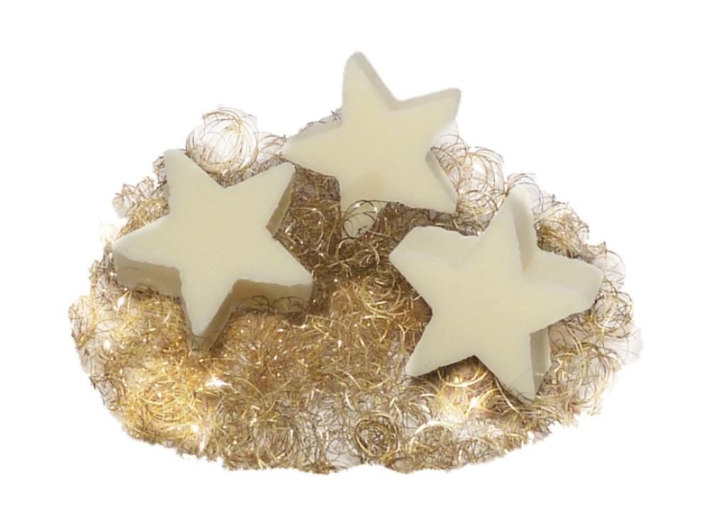 Weihnachtsseife Mini - stern Birne