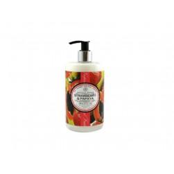 engandl-luxus-bodylotion -pumpspender-handlotion-koerperlotion-fruchtig-duft-erdbeer