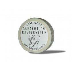 Haslinger Rasierseife Schafmilch & Lanolin