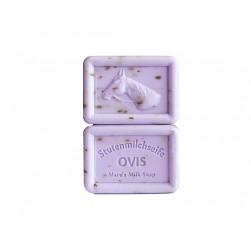 Stutenmilchseife Lavendel eckig Ovis