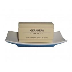 savon-du-midi-seife-geranium-100g