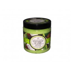 Luxus Zuckerpeeling Coconut & Lime