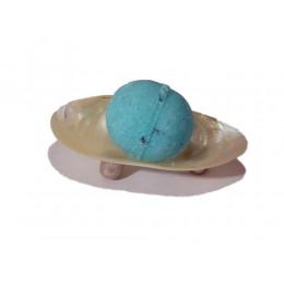 badepraline kornblume badezusatz