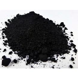 Seifenfarbe Pulver Pigment Eisenoxid schwarz 10g
