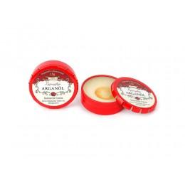 Dekolletècreme & Lippenpflege mit Arganöl