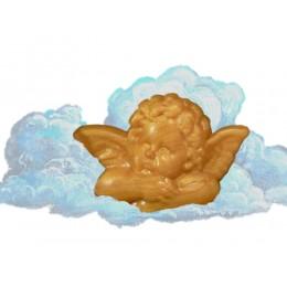 "Engel Seife "" Raphael "" Wiener Duft gold"