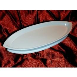 Porzellan Kammablage Schale weiss 8604