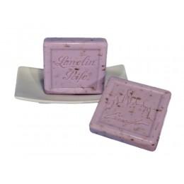 Lanolinseife Lavendel mit Motiv