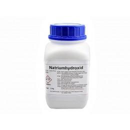 Natriumhydroxid Ätznatron 2kg zur Seifenherstellung als Reiniger usw. NaOH