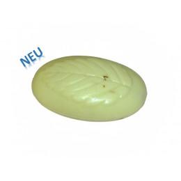 Ovis Schafmilchseife Blatt Lindenblüte oval