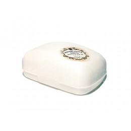 seifendose flüssigholz weiß perlmutt