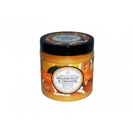 Luxus Zuckerpeeling Grapefruit & Orange